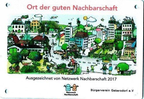"""Wettbewerb """"Die Schönsten Nachbarschaftsaktionen 2017"""""""